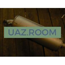 Глушитель  УАЗ 3160 основная часть (БАКСАН)