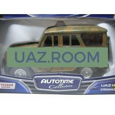 Модель УАЗ 1/36 Хантер