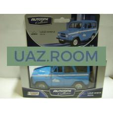 Модель УАЗ 1/36 31514