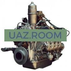 Двигатель  ЗМЗ-5234 АИ-76 ПАЗ-3205, Евро-0 (без ремней, катушки, генератора, насоса ГУР,компрессора)