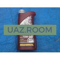 Масло трансмиссионное Mannol Basic Plus Getriebeoel 75W