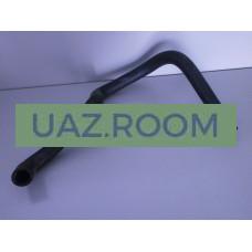 Патрубок  резиновый  УАЗ дв. ANDORIA от сепаратора к турбокомпрессору  УАЗ Хантер