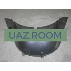 Кожух  крышки люка пола салона (двигателя)  УАЗ 469 передний