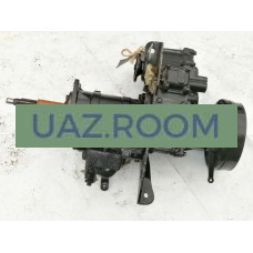 Коробка  передач УАЗ 452 дв.ЗМЗ 4091 Евро-3