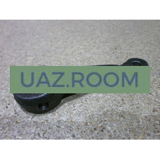 Рычаг  привода педали тормоза  УАЗ 452