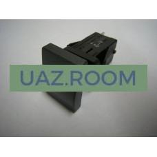 Выключатель  обдува ветрового стекла  УАЗ Патриот (приборной панели), нов. обр., 5 контактов**