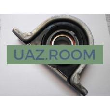 Опора  промежуточная карданного вала  УАЗ (d40, подвесной подш.622082), с кронштейном (ЧЕРНИГОВ)