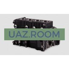 Блок  двигателя ЗМЗ-51432 с форсунками охлаждения поршней (Евро-4) ##
