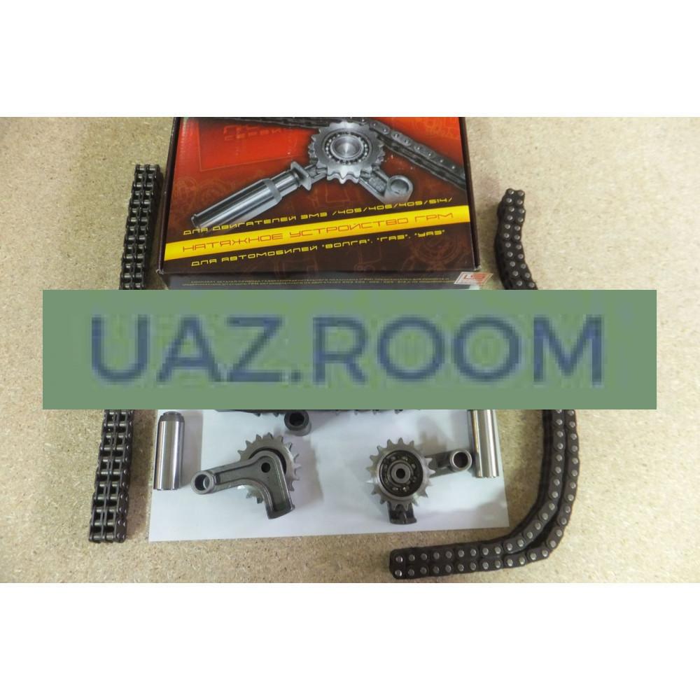 Комплект натяжного устройства привода ГРМ на подш. дв.ЗМЗ-40904 УАЗ, 40524 ГАЗ Евро-3