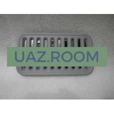 Решетка  вытяжной вентиляции кузова (с клапаном)  УАЗ 3162, Патриот (на КРЫШЕ)