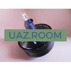 Усилитель  тормозов вакуумный  УАЗ 2206, 3962 дв.40911 ЕВРО-4 под АБС, длинный шток