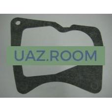 Прокладка  между КПП и РК УАЗ (уплотнительная переднего торца РК)  (паронит) **