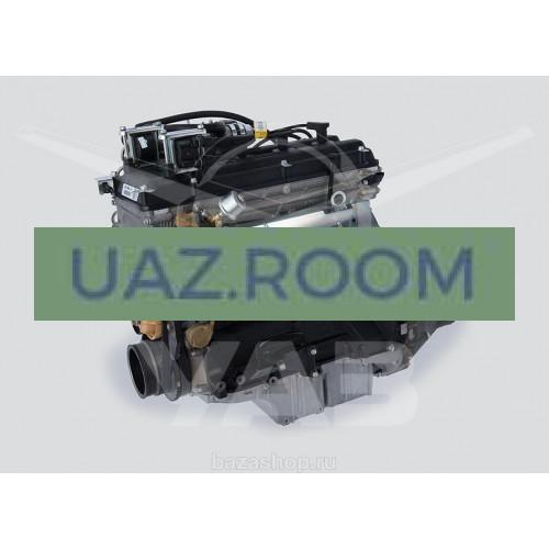 Двигатель  ЗМЗ-4091 АИ-92 УАЗ 315196 Хантер, Евро-3 (МИКАС BOSCH) ##