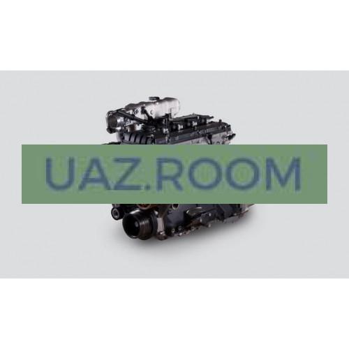 Двигатель  ЗМЗ-40905 АИ-92 УАЗ Патриот, Евро-4 (под КОНДИЦИОНЕР SANDEN; МИКАС BOSCH пр.1037 521336)