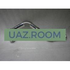 Труба  отводящая  УАЗ Патриот (воздуховод дв.ЗМЗ-51432 Евро-4) от охладителя (интеркулера)
