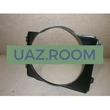 Диффузор  (кожух вентилятора)  УАЗ Хантер (409 дв.), 315196 АБС-ПЛАСТИК