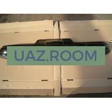 Козырек  УАЗ 469, Хантер (на крышу) стеклопластиковый, солнцезащитный