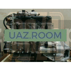 Двигатель  УМЗ-4216-70 АИ-92 ГАЗель Бизнес (с 2010), Евро-3, под ГУР, 1 катушка, поликлин.(107 л.с.)