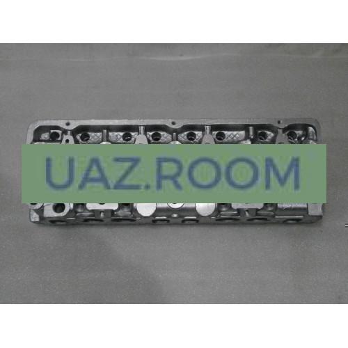 Головка  блока в сб. ГАЗель Бизнес дв.4216-73 Евро-3 (БЕЗ прокладок, крепежа, упаковки) 'УМЗ'