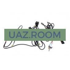 Комплект проводки для подключения 2-х дополнительных LED-фар