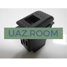 Переключатель  3-хконтактный 7832-35 'HELLA' с подсветкой и индикацией включения