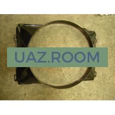 Диффузор  (кожух вентилятора)  УАЗ 452