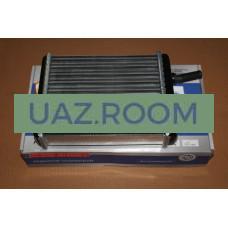 Радиатор  отопителя ГАЗ 2410, 3102, 3110 (до 2003 г.) трубки 16мм АЛЮМИНИЙ 'ПЕКАР'