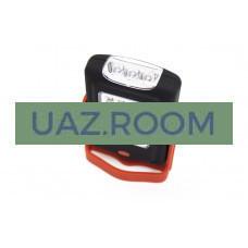 Фонарик  LED 3 + 20 диодов (магнитное крепление) 80LM, 7000K, 3 AAA, с поворотной ручкой (в упак.)