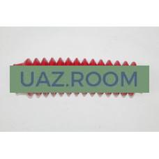 Пыльник  амортизатора  УАЗ (чехол, короткий, КРАСНЫЙ, 9.5 дюймов) 'Rancho'