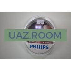 Лампа фарная  H7 55W 12V +60% Vision Plus (2 шт.) 'PHILIPS'