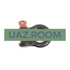 Шакл  для крепления буксирного троса и блоков лебёдки (серьга) 16 мм (5