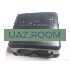 Клеммная  крышка (колпачок) черный пластик (-) (для клемм АКБ 22325)