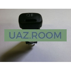 Кнопка  включения передних противотуманных огней  УАЗ 3160, ГАЗ 3310, ВАЗ 2108-2115 (европанель)