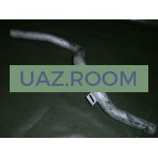 Труба  выхлопная  ГАЗ 2217 Соболь, 3302 ГАЗель дв.Г-560 STEYR, УМЗ 4216 (под катализатор)