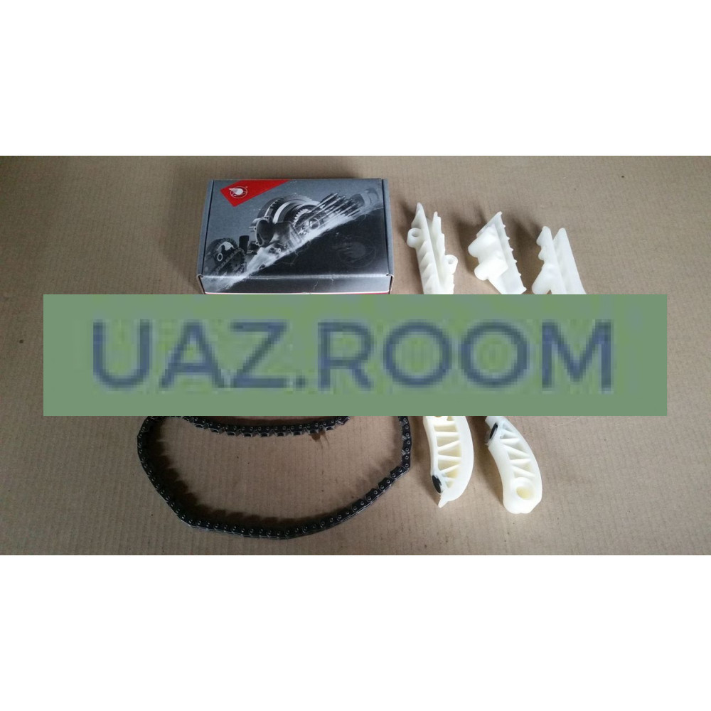 Комплект натяжного устройства привода ГРМ дв.ЗМЗ-40905 УАЗ, 40524 ГАЗ Евро-4