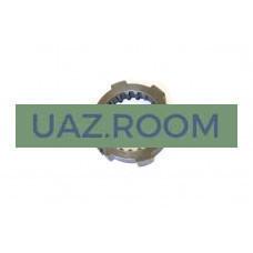 Кольцо  внутреннее зубчатое ручной муфты подключения переднего моста  УАЗ (хаба) 'redBTR' (серии X)