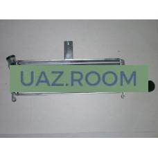 Охладитель  наддувочного воздуха (интеркулер) УАЗ  Патриот дв.IVECO 'LUZAR'