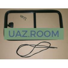 Окно  раздвижное  УАЗ 452 двери салона (г.Ульяновск)