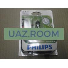 Лампа фарная  H4 60W+55W 12V (увеличенный срок службы) LongLife EcoVision (БЛИСТЕР 1ШТ.) 'PHILIPS'