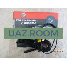 Камера  переднего вида  УАЗ Патриот (врезная)