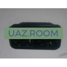 Модуль  управления светотехникой  УАЗ Патриот, горизонтальный разъем