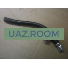 Клапан  предохранительный РК (сапун) 'DYMOS'  УАЗ Патриот, с трубкой в сборе