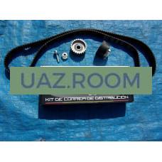 Комплект привода  ГРМ дв.IVECO УАЗ (2 ролика и ремень) 'ESPRA'
