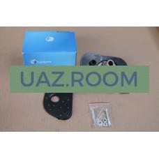 Кран  отопителя  УАЗ 3162, Патриот с 2007, Хантер 409 дв. 'LUZAR'