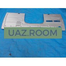 Панель  перегородки салона УАЗ 2206 нижняя (без кронштейна), дв.4091