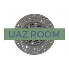 Диск  сцепления  УАЗ дв.4178,4218 (под корзину D254 мм, широкий вал 4-хст. КПП)  'MetalPart'