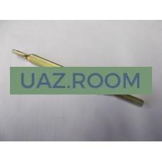 Ограничитель  двери  УАЗ 452 голый (рычаг ограничителя передней двери)