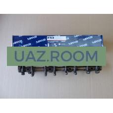 Ось  коромысел ГАЗель Бизнес (дв.УМЗ 4216 ЕВРО-4 инжектор) (под гидрокомпенсатор) 'ВОЛЖСКИЕ МОТОРЫ'