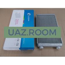 Радиатор  отопителя  УАЗ Патриот 05.2012-10.2017 'LUZAR' (аналог SANDEN)