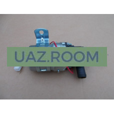 Мотор  отопителя салона  УАЗ Патриот, доп.отопителя ГАЗ (1 конт., с насосом d18) 'Cartronic' **